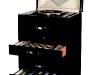 Agresti Shiny Ebony Casino Royale game chest.