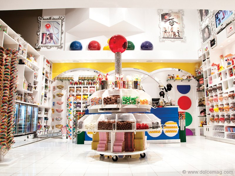 Like A Kid In A Candy Store The Sugar Factory Dolce