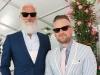 Paul Mason and Shayne Stephens