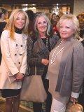 Francie Klein, Eleanor Appleby and Sylvia Peck