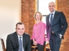 Partners Jason Pereira, Kathleen Peace and James Collins are committed to the meticulous planning involved in ensuring the financial success of each of their clients
