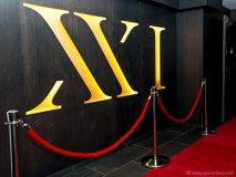 The XXI Chophouse red carpet