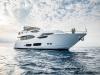 Executive Yacht boasts a massive fleet, including the Sunseeker 95 | Photo By Mike Jones