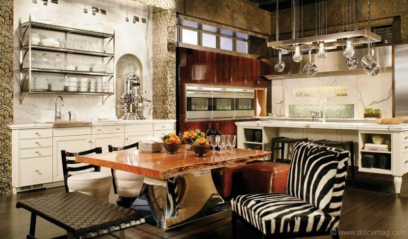 De Giulio Kitchen Design Dolce Luxury Magazine