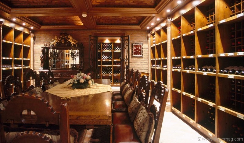 Cool A Toast To The Holidays Wine Cellars With Home Cellar Pictures