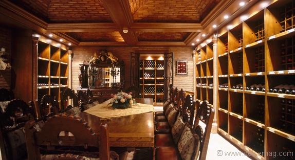 Tuscan Cellars Custom Wine Cellars Dolce Vita Luxury