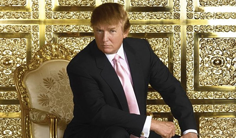 The Golden Triumphs Of Donald J Trump Dolce Luxury Magazine