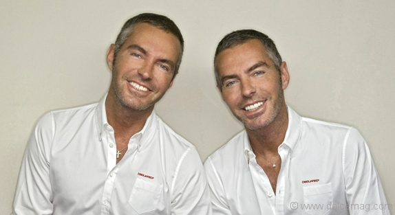 Dean Caten and Dan Caten