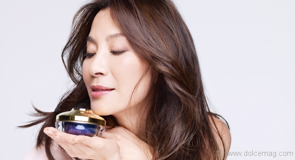 Michelle Yeoh, The New Face of Guerlain