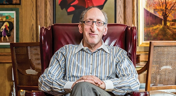 The Portrait of Larry Mogelonsky