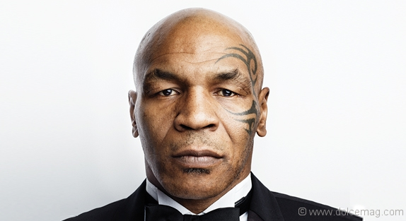 Mike Tyson – Iron Mike