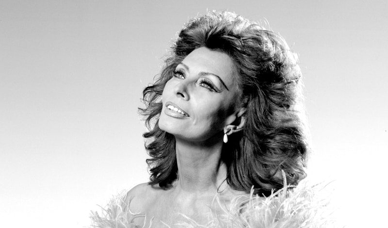 1265e28d9c2b3 More than six decades have passed since Sophia Loren first lent her talents  to the blossoming film industry. Now